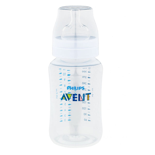 Avent Classic+ Bottle, 330ml scf566/17