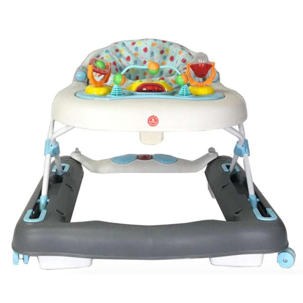 Akeeva Luxury Baby Walker (White)