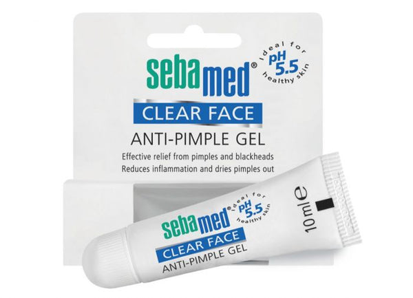 Sebamed Clear Face Anti Pimple Gel 10ml