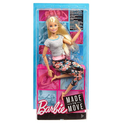 Barbie Made to Move Workout Doll