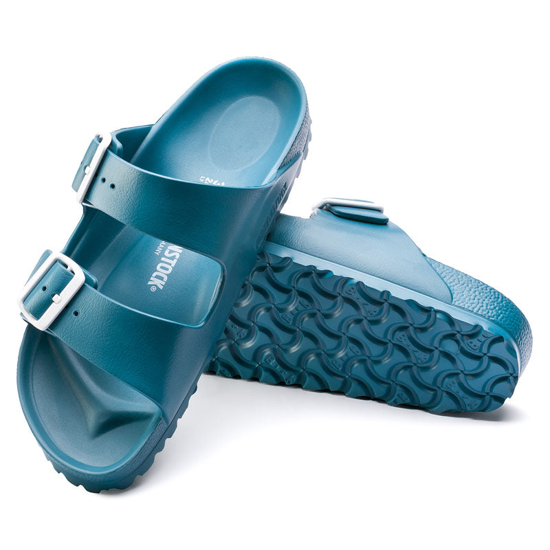 Birkenstock Arizona EVA in Turquoise