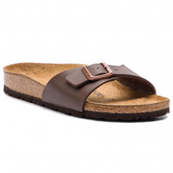 Birkenstock Madrid Bs Dark Brown