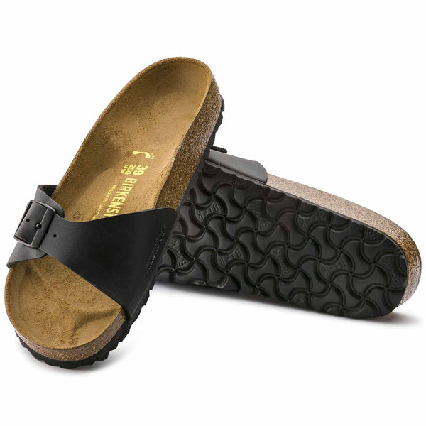 Birkenstock Women's Madrid Birko-Flor® in Black