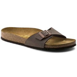 Birkenstock Women's Madrid Birko-Flor® in Brown