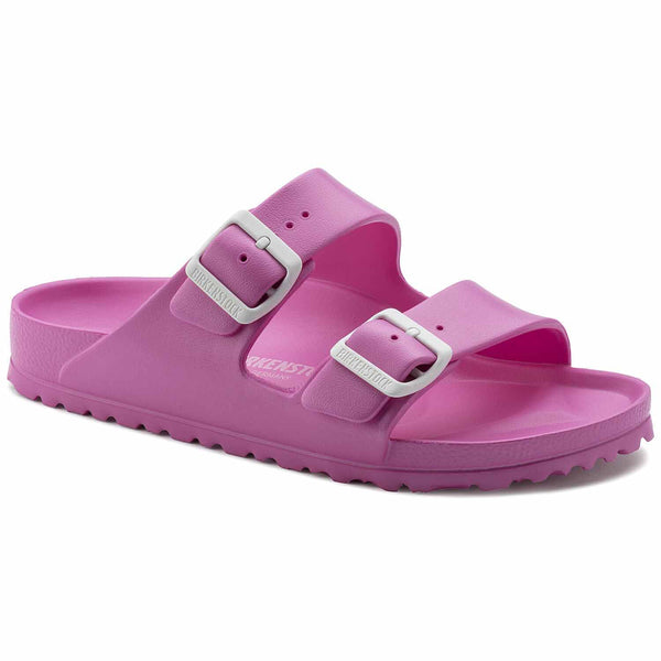 Birkenstock Women's Arizona EVA in Neon Pink