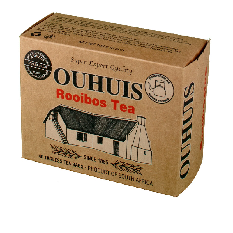 Ouhuis Rooibos Tea Cancer Bush