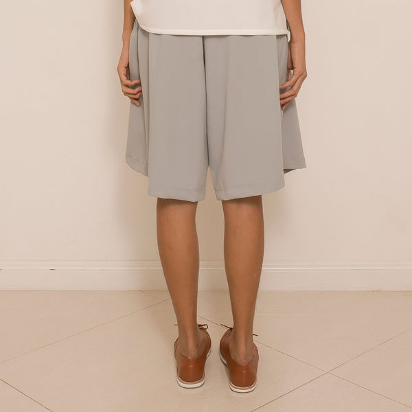Canvas Adie Culottes in Gray