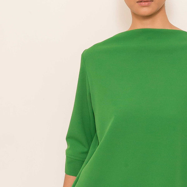 Canvas Amalia Top in Green