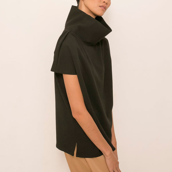 Dennie Top in Black