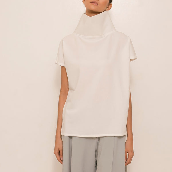 Dennie Top in White