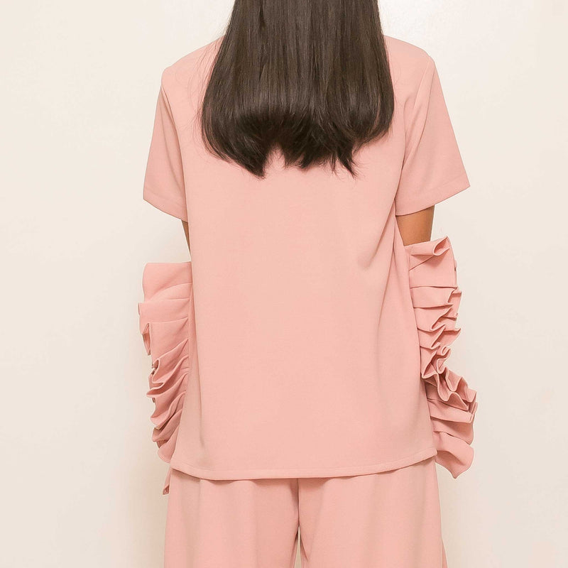 Canvas Namisha Top in Blush