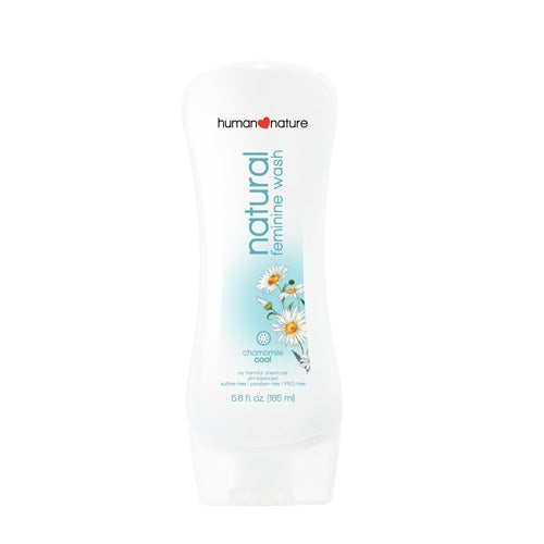 Human Nature Chamomile Cool Feminine Wash