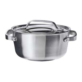 Chef's Classics Ikea Tri-ply Stainless Steel Casserole 20cm