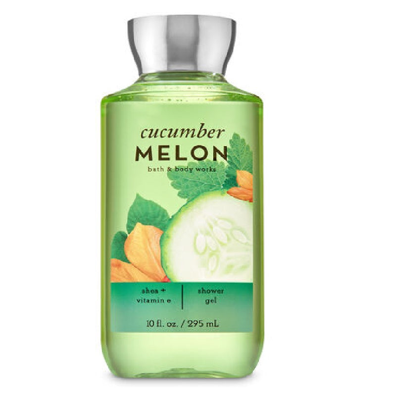 Bath & Body Works Cucumber Melon Shower Gel