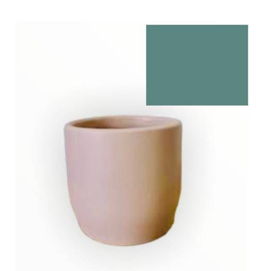 "Modern Pots Ph Bullet Clay Pot - 6"" x 5"""