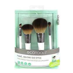 Ecotools On-The-Go Style Brush Kit
