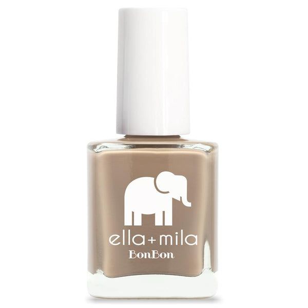 ella + mila Nail Polish BonBon Collection - Mocha Dreams