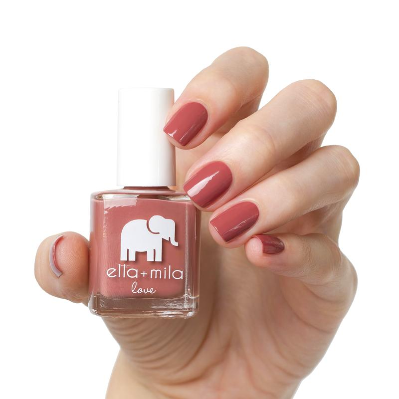 ella + mila Nail Polish Love Collection - 'Til Forever