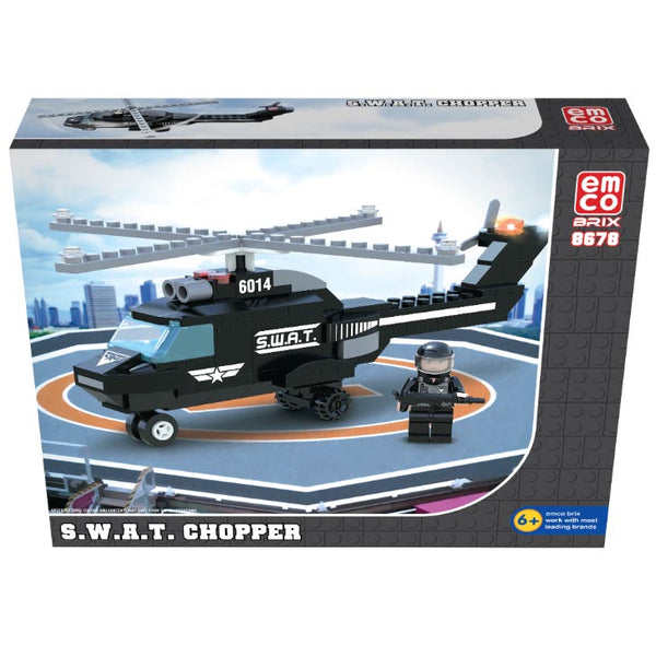 Emco Brix S.W.A.T. Series - Chopper