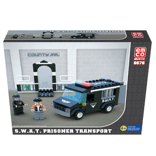 Emco Brix S.W.A.T. Series - Prisoner Transport
