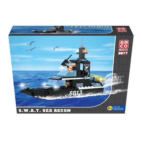 Emco Brix S.W.A.T. Series - Sea Recon