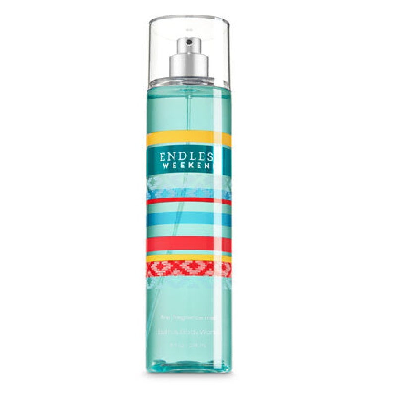 Bath & Body Works Endless Weekend Fine Fragrance Mist