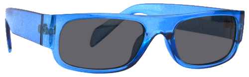 Sunnies Gomez in Electric Blue F