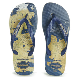 Havaianas TOP Game of Thrones Flip Flops | Sand Grey