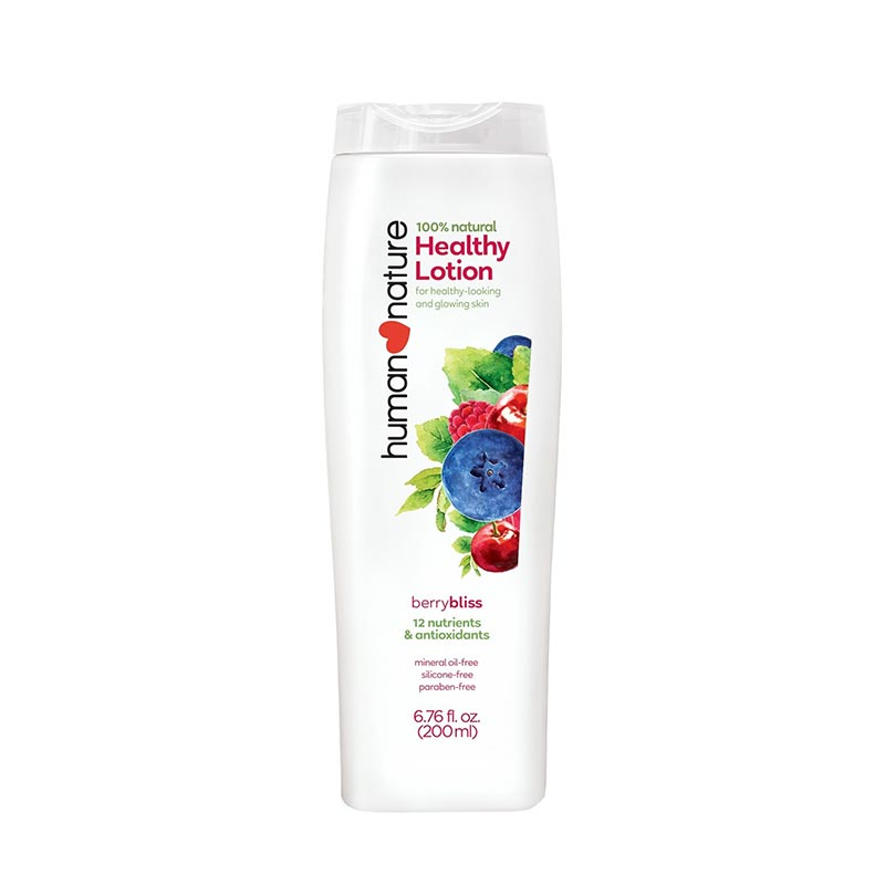 Human Nature Healthy Lotion Berry Bliss