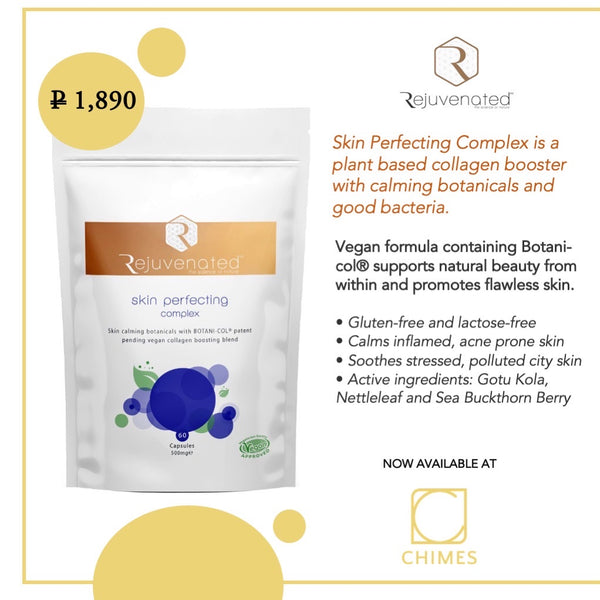 Rejuvenated Ltd Skin Perfecting Complex (60 Capsules)