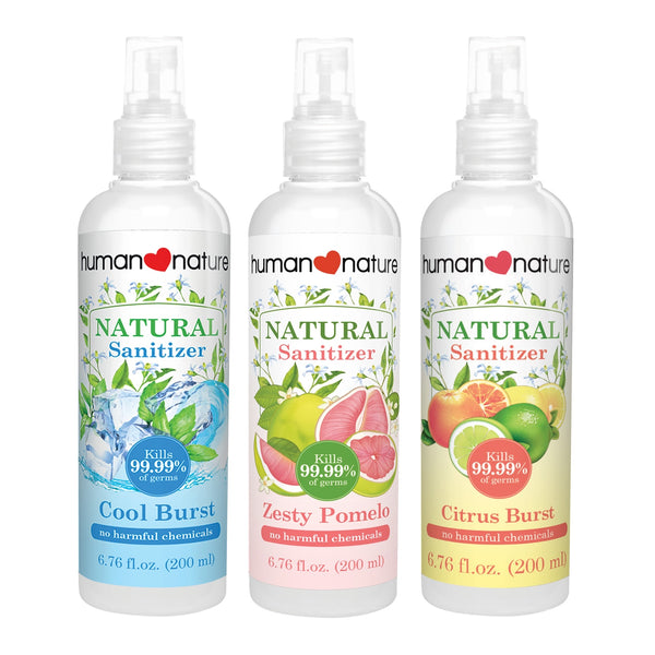 Human Nature Natural Sanitizer