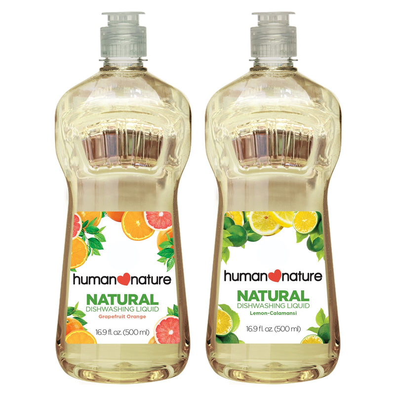 Human Nature Dishwashing Liquid 500ml