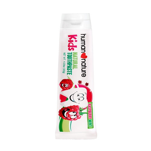 Human Nature Kids Natural Toothpaste 120g