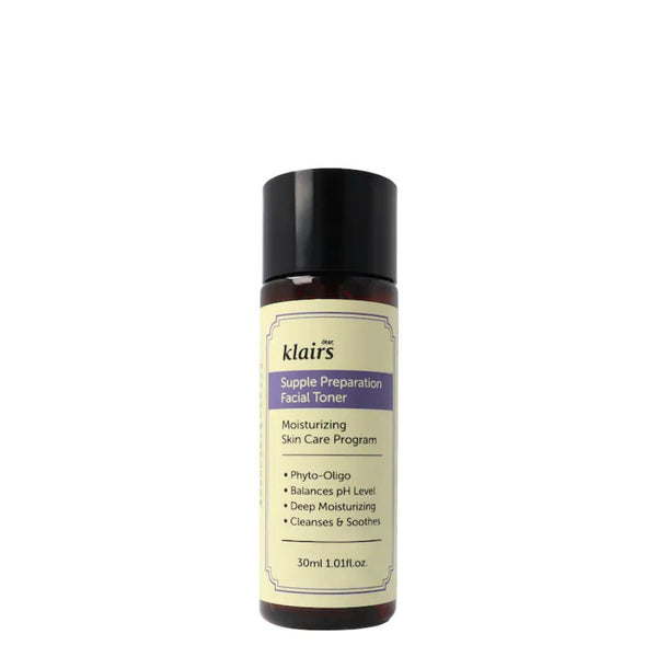 Klairs Supple Preparation Facial Toner | 30ml & 180ml