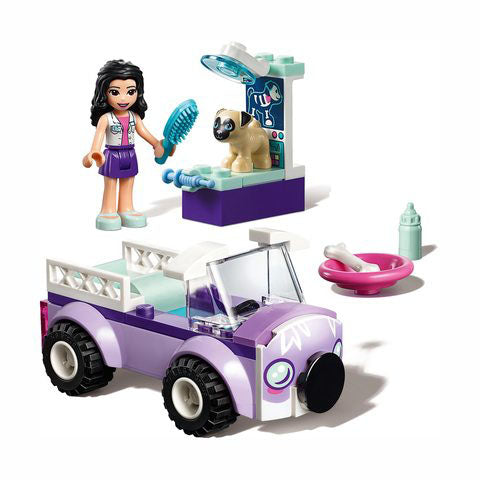 LEGO® Friends Emma's Mobile Vet Clinic 41360