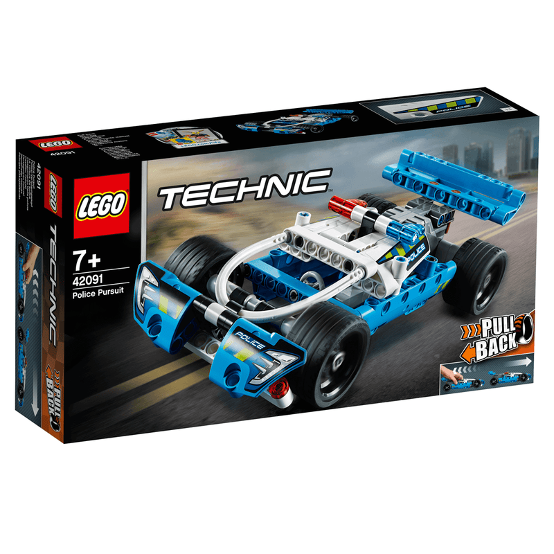 LEGO® Technic™ Police Pursuit 42091
