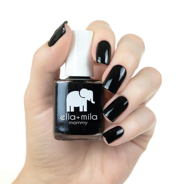 Ella + Mila Nail Polish Mommy Collection - Lights Out