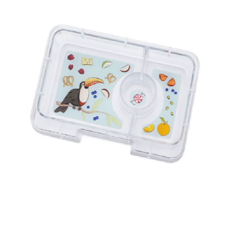Yumbox Mini Snack Lotus Pink