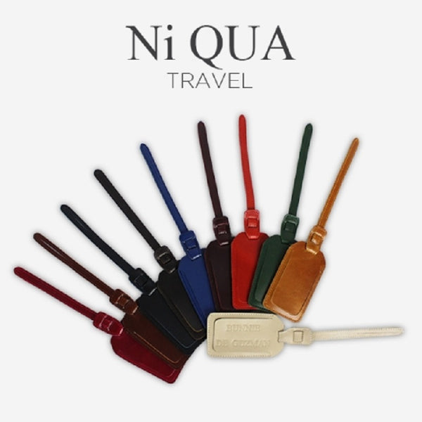 Niqua Luggage Tag