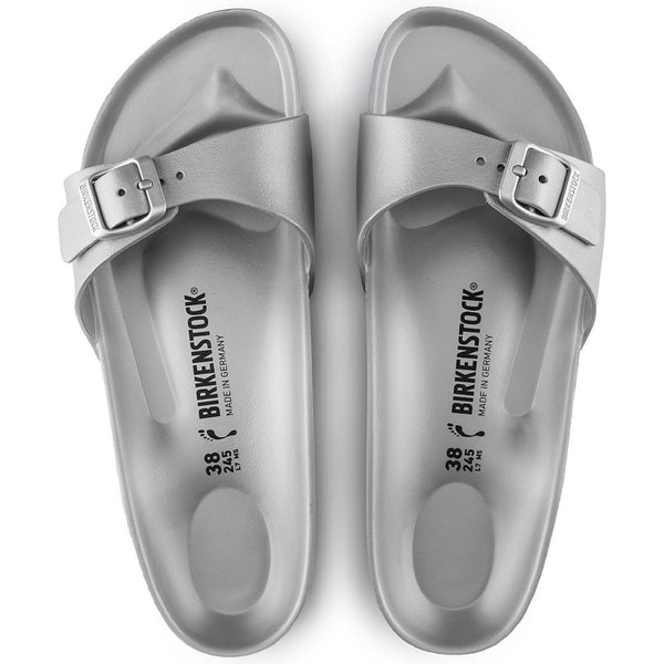 Birkenstock Madrid EVA in Silver