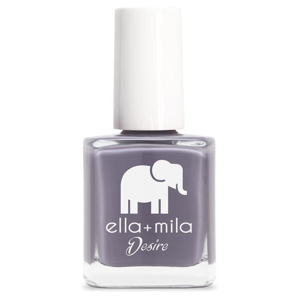 Ella + Mila Nail Polish Desire Collection - Mauve Over