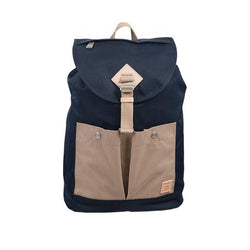 Doughnut Montana Backpack in Nautical x Almond