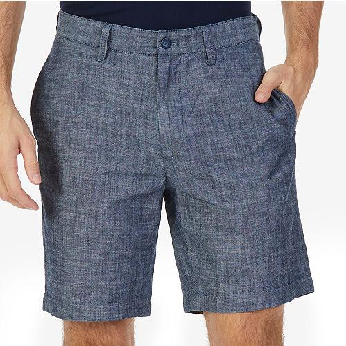 Nautica Men's Chambray Deck Shorts