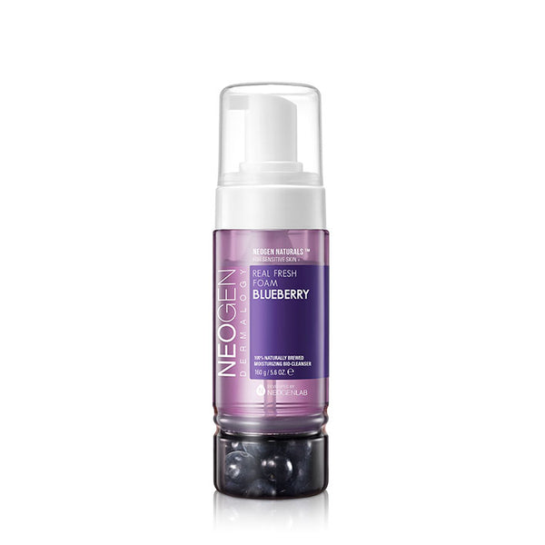 Neogen Real Fresh Foam Cleanser | Blueberry 160g