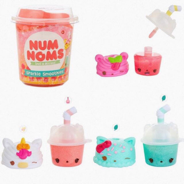 Num Noms Sparkle Smoothies (Mystery Pack)