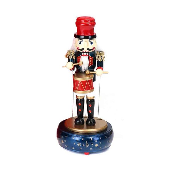 3-Piece Musical Nutcracker Set