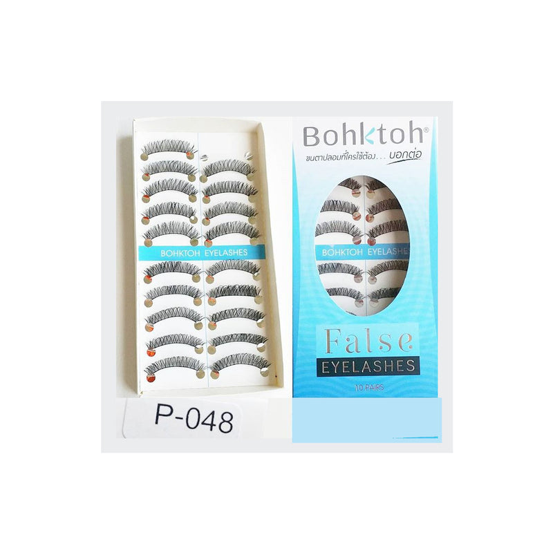 Bohktoh False Lashes P-048