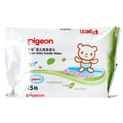 Pigeon Baby Powder Wipes