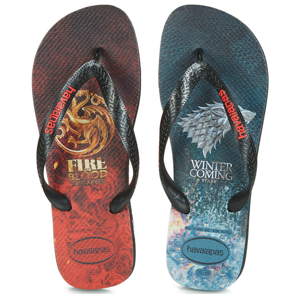 Havaianas TOP Game of Thrones Flip Flops | Black