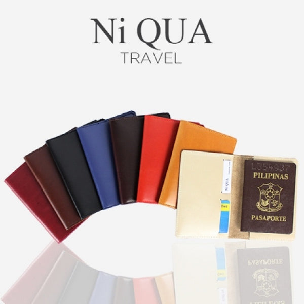 Niqua Passport Cover